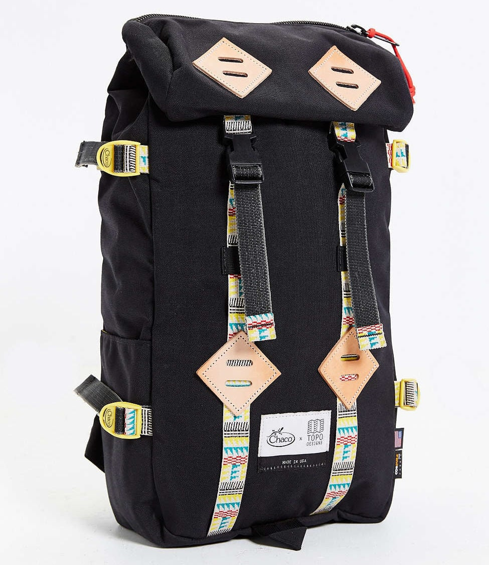 Chaco x TopoDesigns Backpack 03