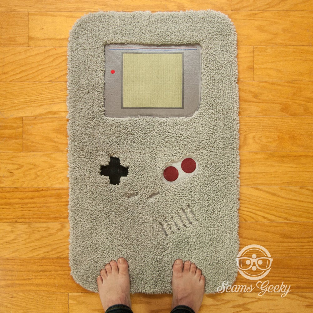 Nintendo ppoi bathmat 04