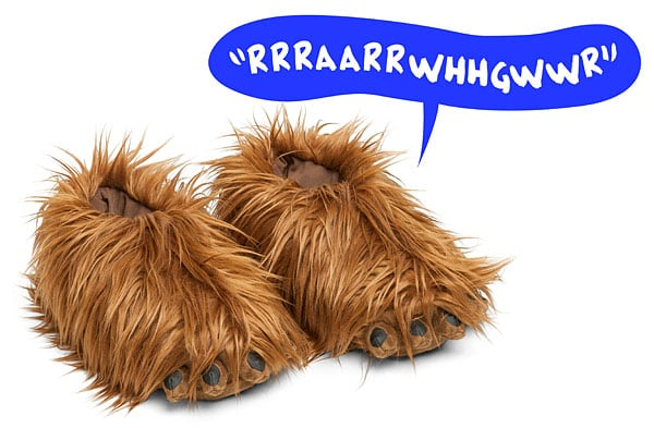 SW ChewbaccaSlippers 02