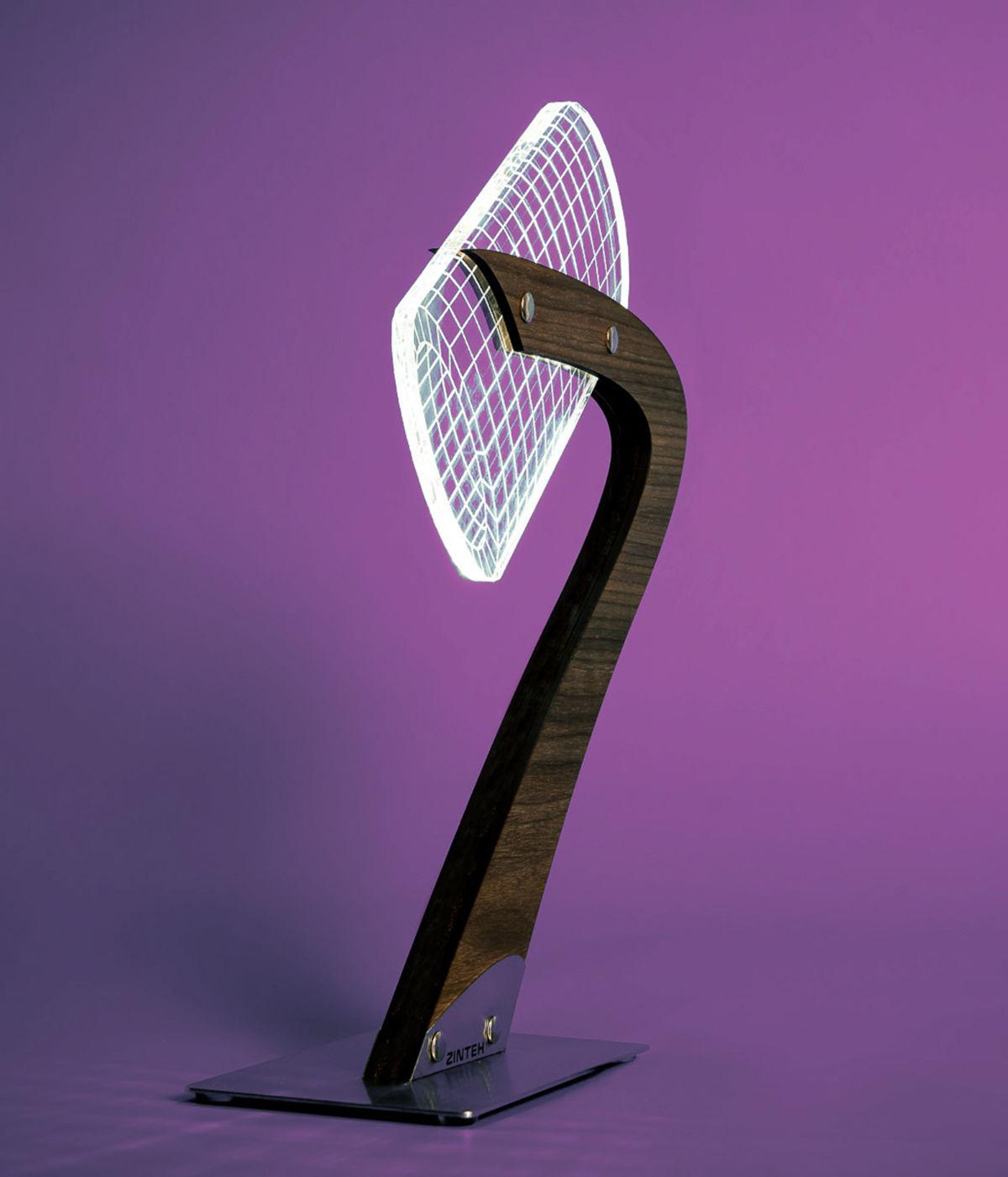 Aura Silhouette LEDLamp 03