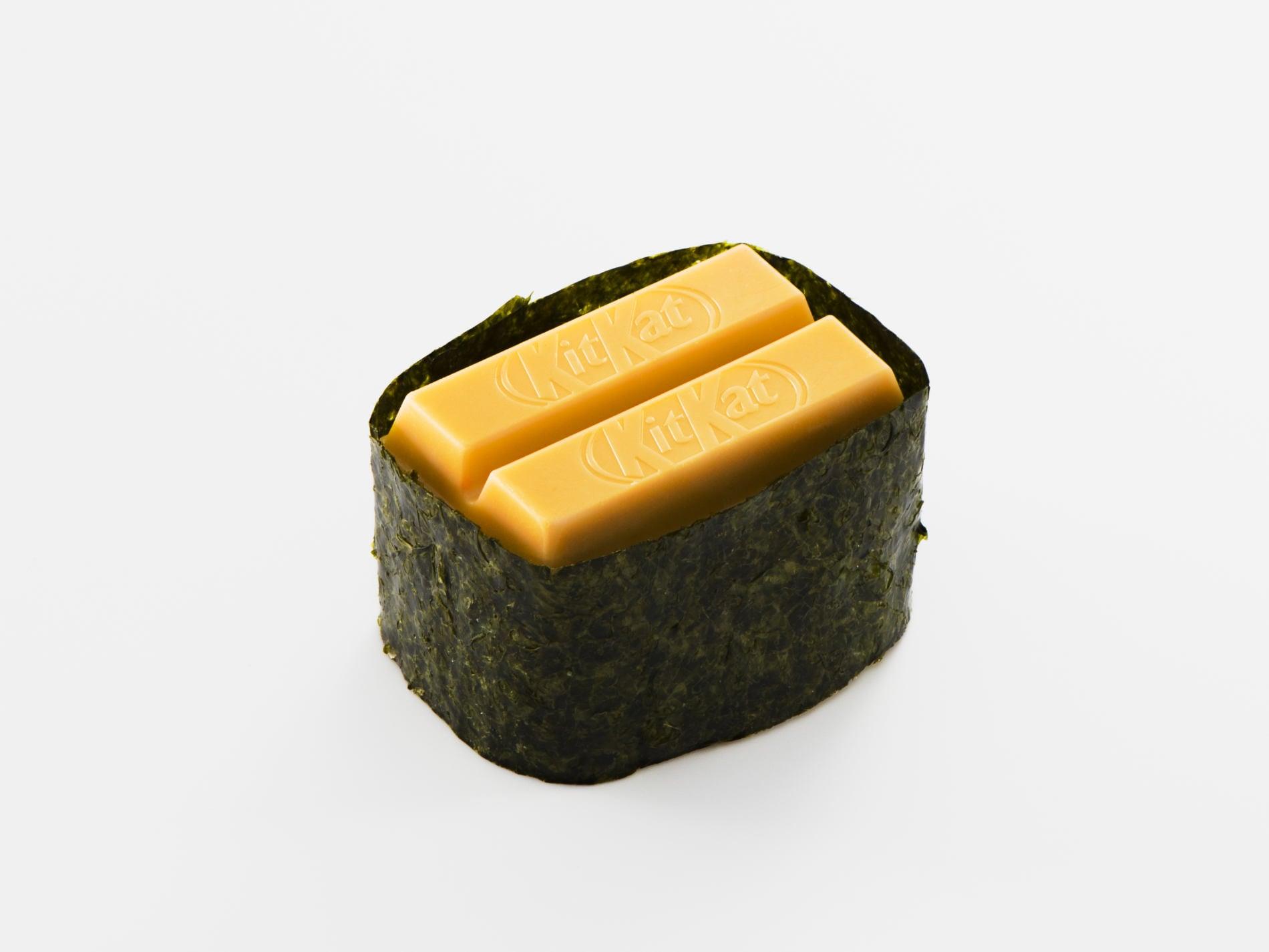 Kitkat Sushi 02