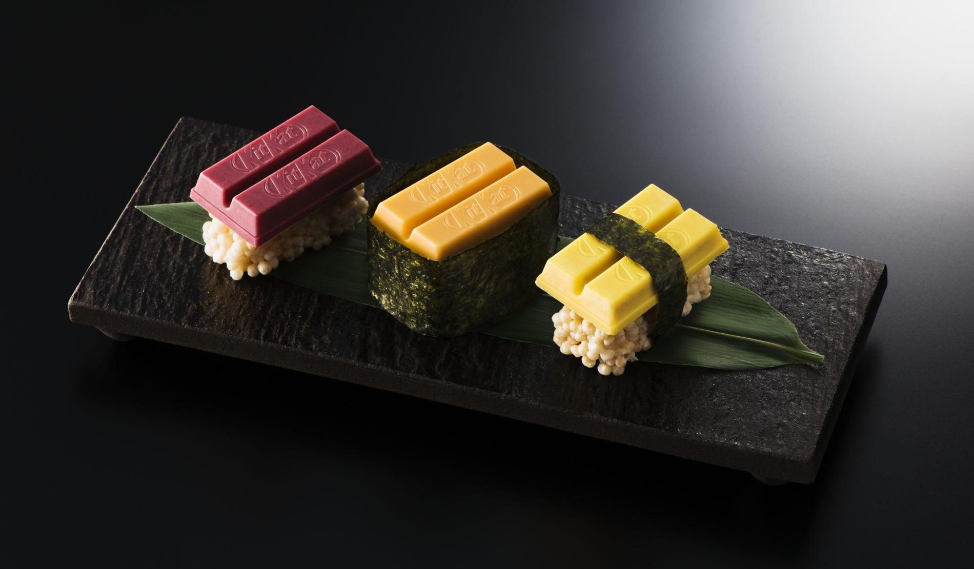 Kitkat Sushi 06