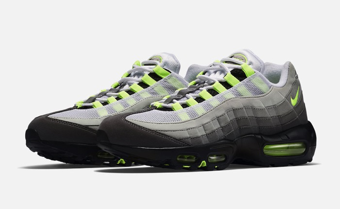 Air Max 95 OG イエローグラデがまた復刻!