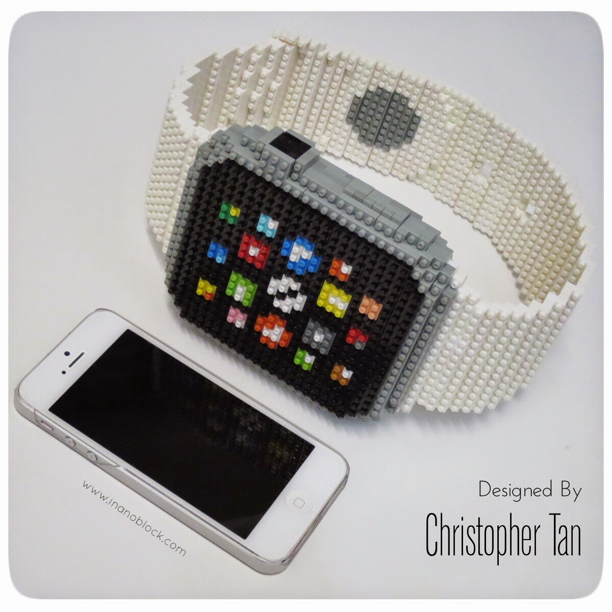 Nanoblock AppleWatch 01