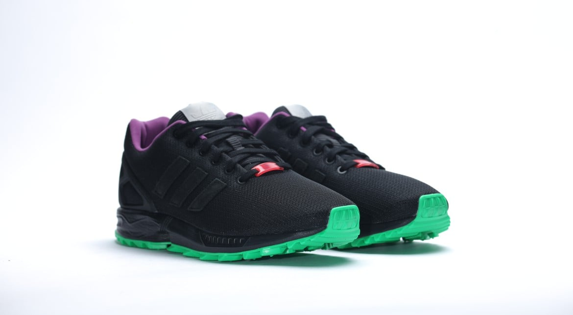 Adidas ZX FLUX RS FLASHLIME 03