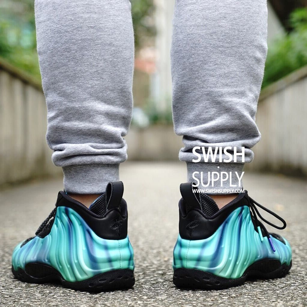 Nike Air Foamposite One Northern Lights 03