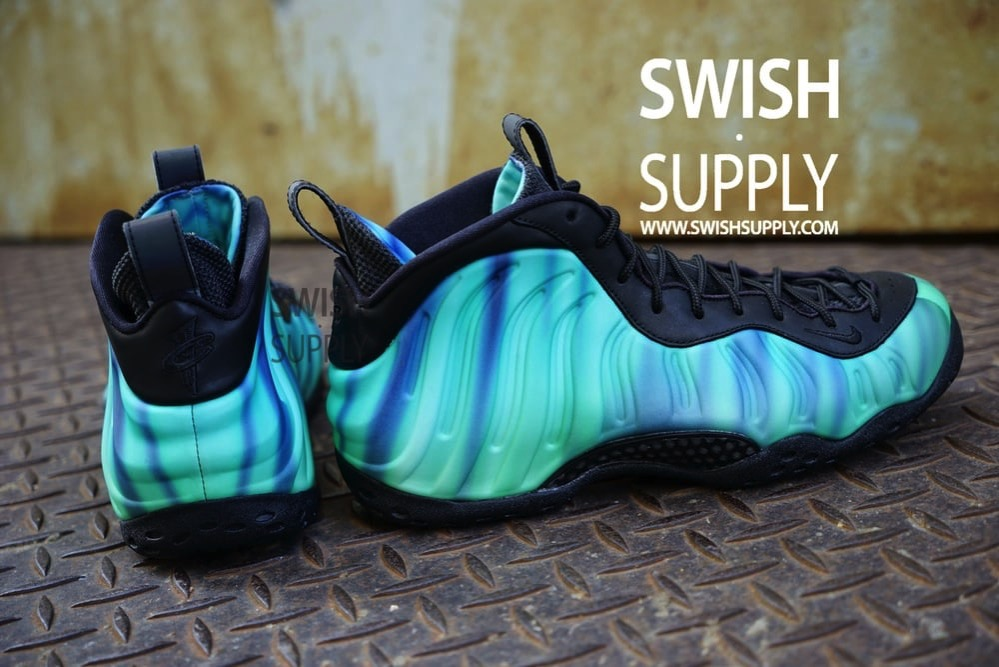 Nike Air Foamposite One Northern Lights 07